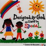 Designed by God So I Must Be Special ~ Bonnie Sose