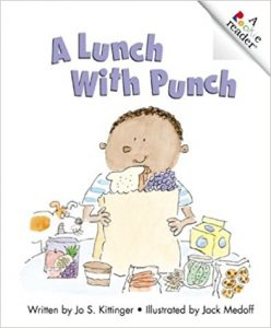A Lunch With Punch ~ Jo S. Kittinger
