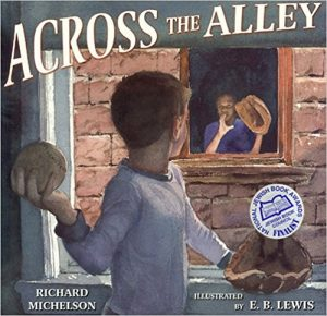 Across the Alley ~ Richard Michelson