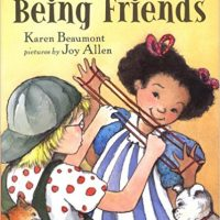 Being Friends ~ Karen Beaumont