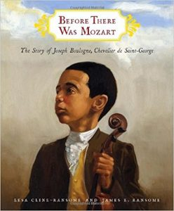 Before There Was Mozart ~ Lesa Cline-Ransome
