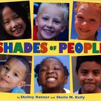 Shades of People ~ Sheila M. Kelly