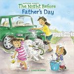 The Night Before Father's Day ~ Natasha Wing