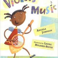 Violet's Music ~ Angela Johnson