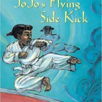 JoJo's Flying Side Kick by Brian Pinkney