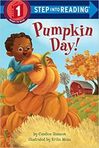 Pumpkin Day by Candice Ransom
