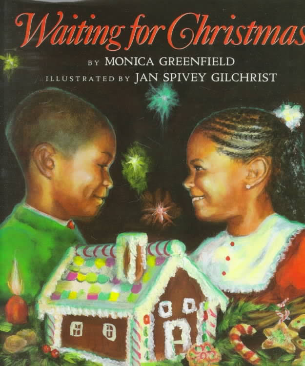 Waiting for Christmas by Monica Greenfield