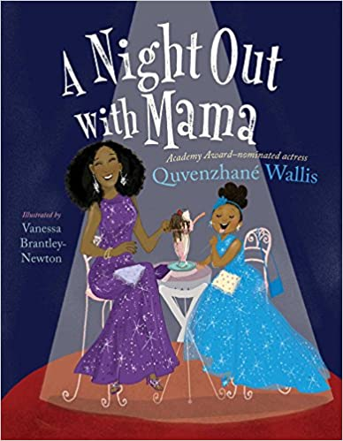 A Night Out with Mama by Quvenzhané Wallis