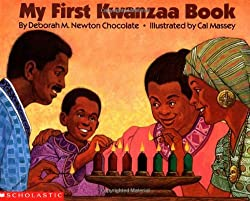 My First Kwanzaa Book by Deborah M. Newton Chocolate