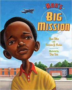 Ron's Big Mission by Rose Blue and Corinne Naden