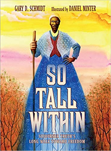 So Tall Within by Gary D Schmidt