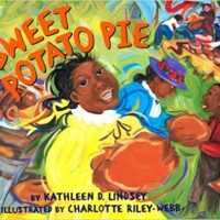 Sweet Potato Pie by Kathleen Lindsey