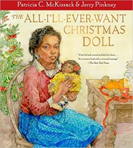 The All-I'll-Ever-Want Christmas Doll by Patricia McKissack