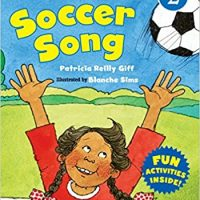 Soccer Song by Patricia Reilly Gift