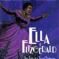 Ella Fitzgerald The Tale of a Vocal Virtuosa by Andrea Davis Pinkney