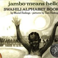 Jambo Means Hello by Muriel Feelings