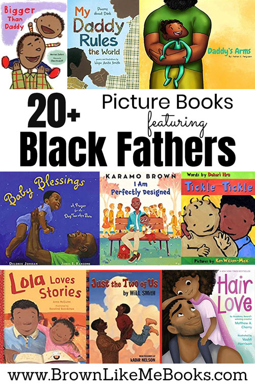 Picture Books for Kids featuring Black Fathers