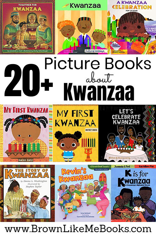 Picture Books for Kids about Kwanzaa