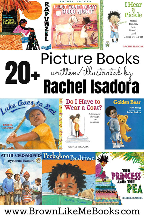 icture Books for Kids illustrated by Rachel Isadora